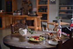 Anoskeli wine tasting